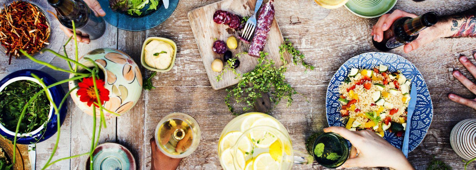 Wiosna, wino i nowalijki