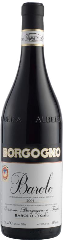 Barolo 2004 Borgogno