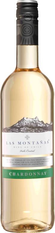 Las Montanas Chardonnay