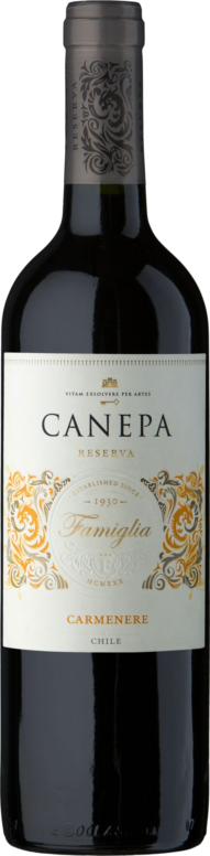 Canepa Famiglia Reserva Carmenere