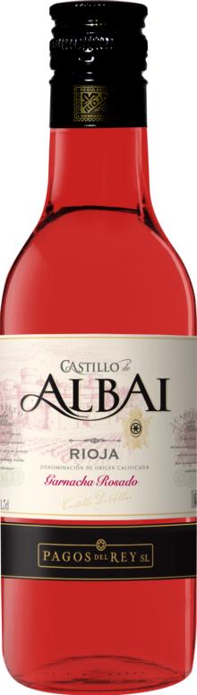 Castillo de Albai Garnacha Rosado 0,187 L