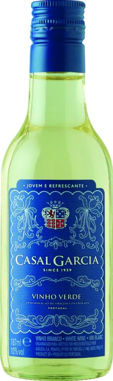 Casal Garcia Vinho Verde Blanco 0,187 L