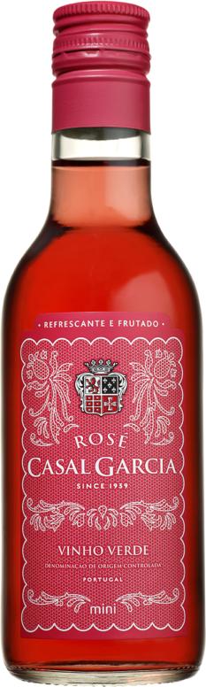 Casal Garcia rose 0,187L