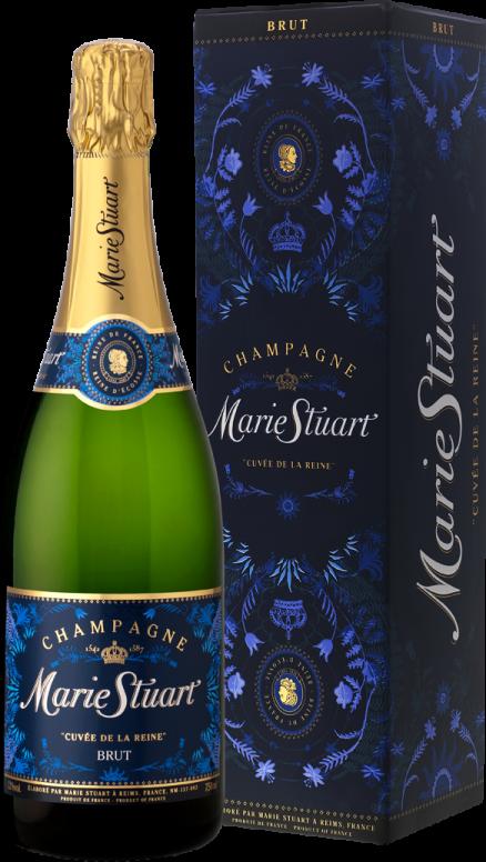 Marie Stuart Brut Reserve gift box