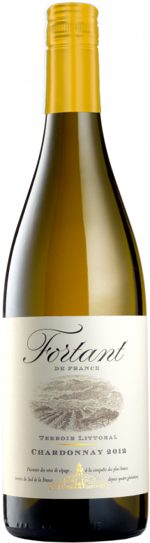 Fortant Chardonnay 0,187L