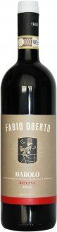 Barolo Riserva Fabio Oberto