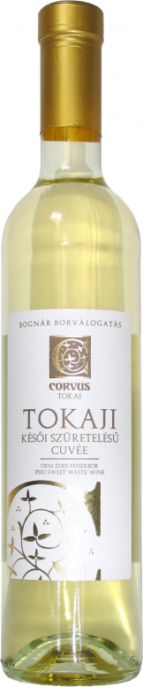 Tokaji Corvus Sweet Late Harvest