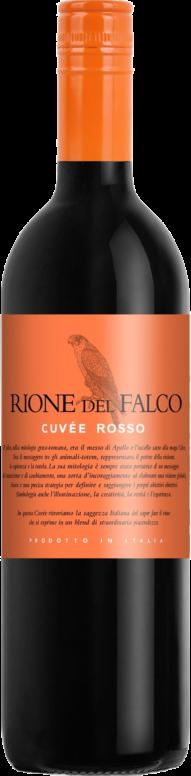Rione Del Falco Rosso
